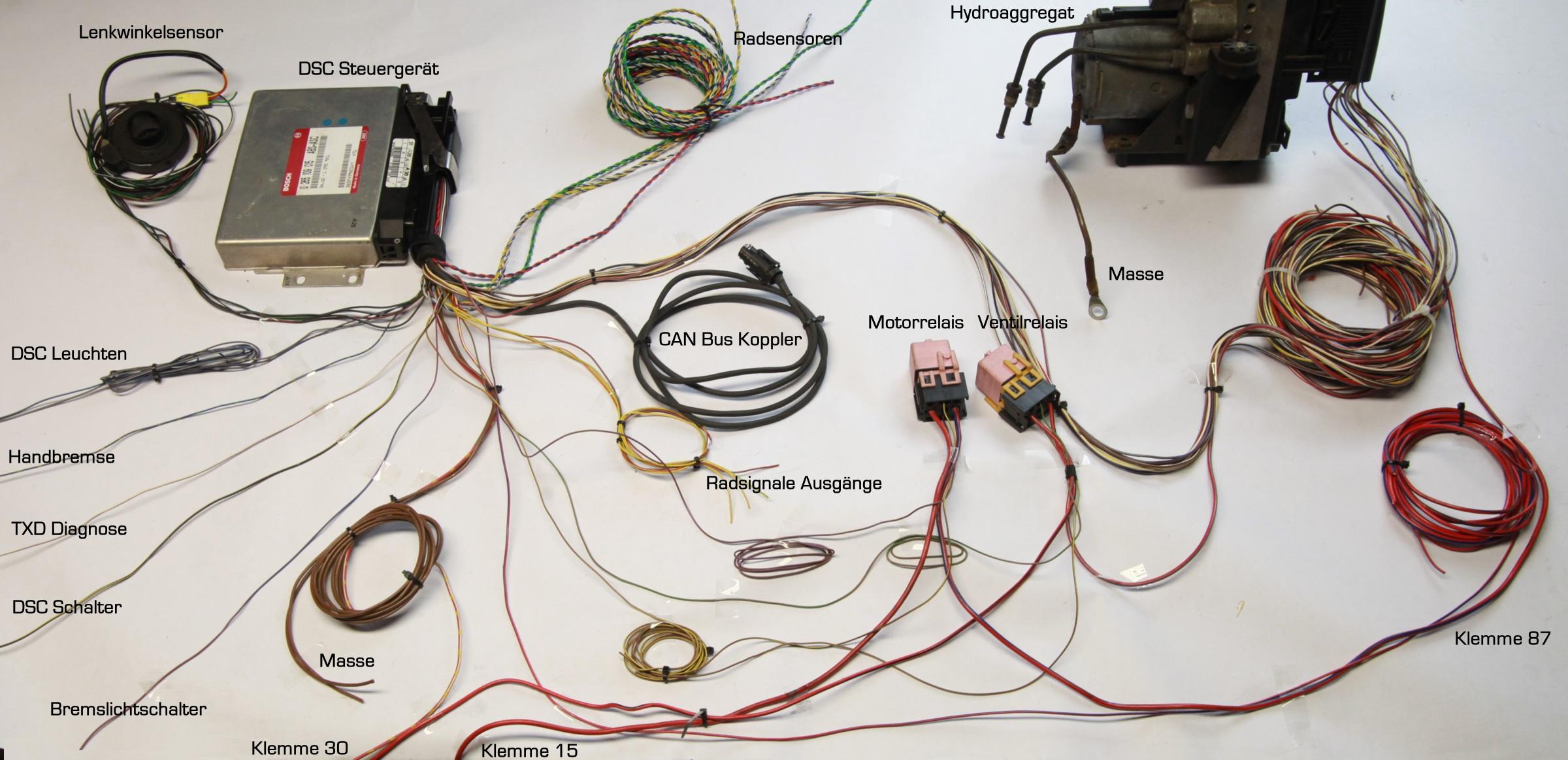 E30 Seite Dsc Com Bus Wiring Diagram Das Wurde Von Mir Aus Dem E38 Ausgebaut Und Etwas Sortiert